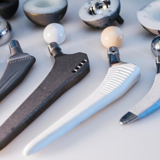 O que é a prótese de quadril?